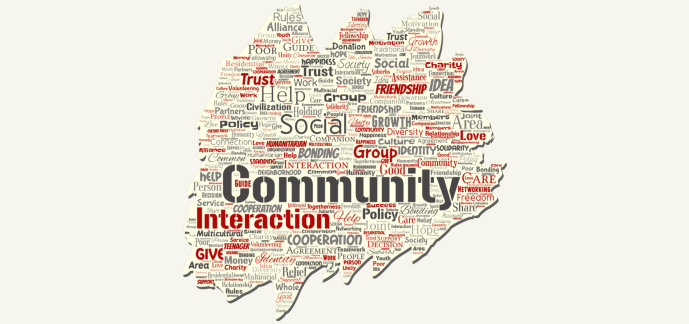 Vector conceptual community